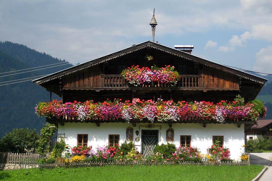 Ferienhaus Weberhof: Bergbauernhof - Reith im Alpbachtal