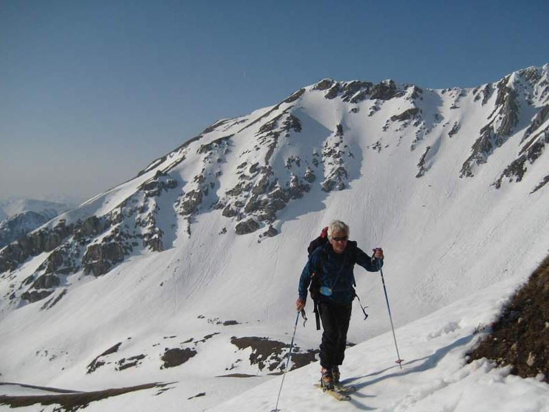 Skitouren im Gschnitztal, Tirol