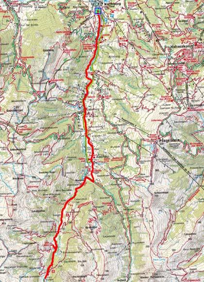 Kirchberg in Tirol - Labalm
