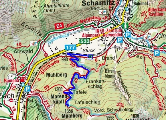Mühlberg - Naturrodelbahn