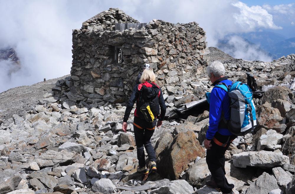 Welche outdoor jacken braucht man f r die bergtour for Was braucht man