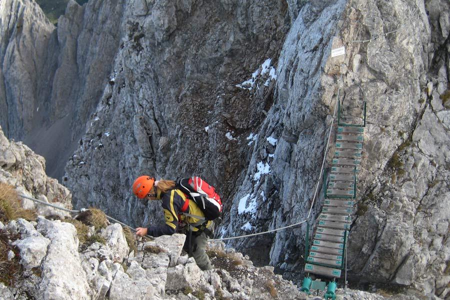 Klettersteig Innsbruck : Innsbruck landeshauptstadt der alpen