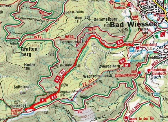 Aueralm von Bad Wiessee