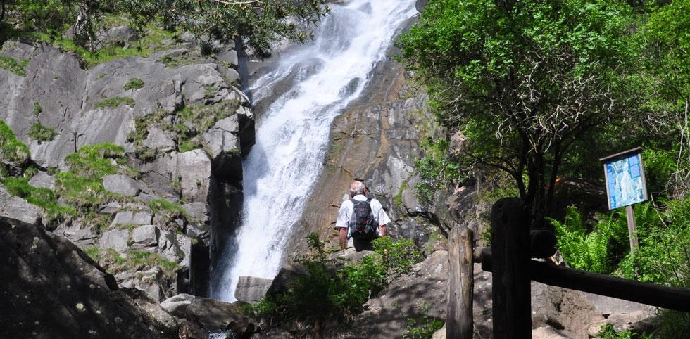 Barbianer Wasserfälle von Barbian