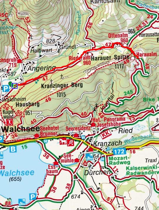 Haraualm von Walchsee/Winkl