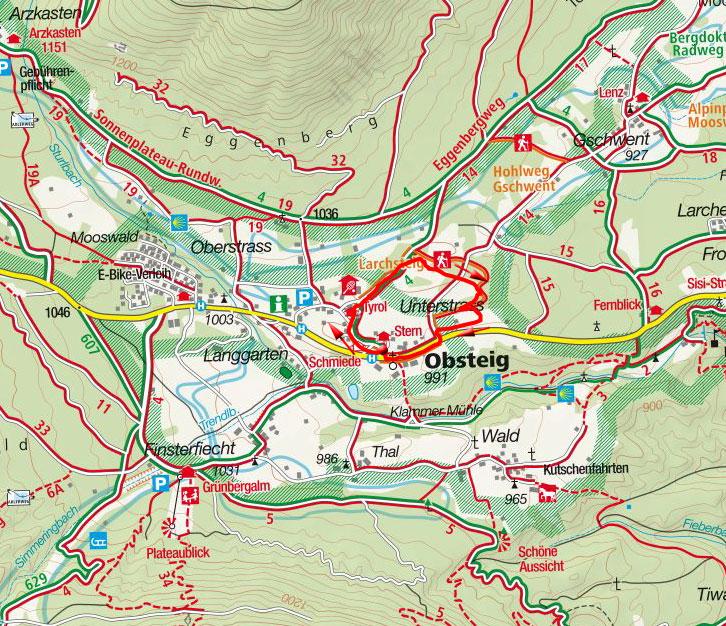Obsteiger Larchsteig
