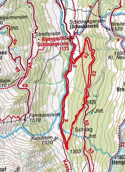 Rundgang Schönanger