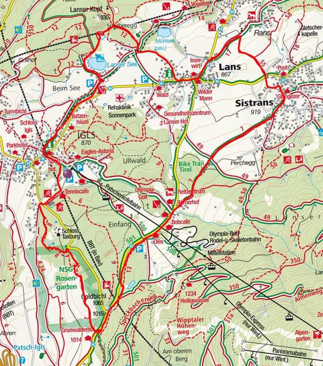 Dörfer-Rundwanderung im Südlichen Mittelgebirge