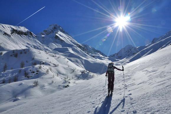 Skitouren-Regionen in Osttirol