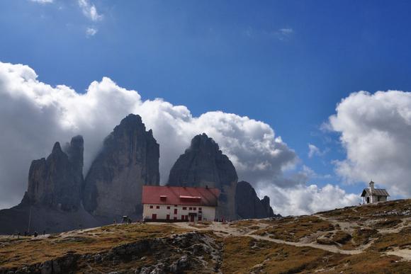 Bergtouren-Regionen in Südtirol