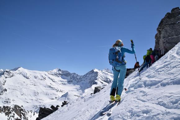 Skitouren in Salzburg