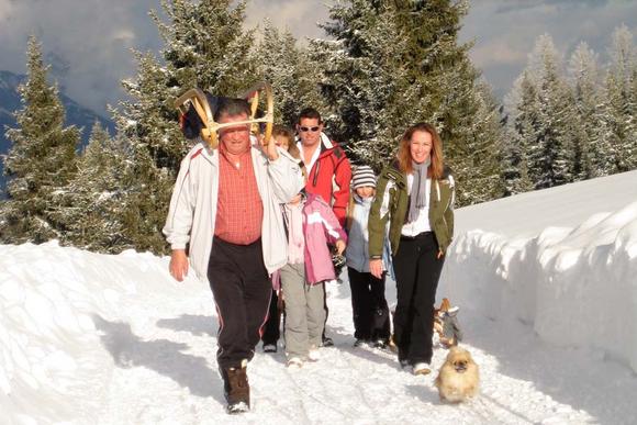 Rodelbahnen-Regionen in Tirol