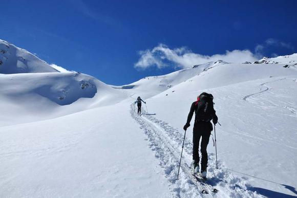 Skitouren-Regionen in Südtirol