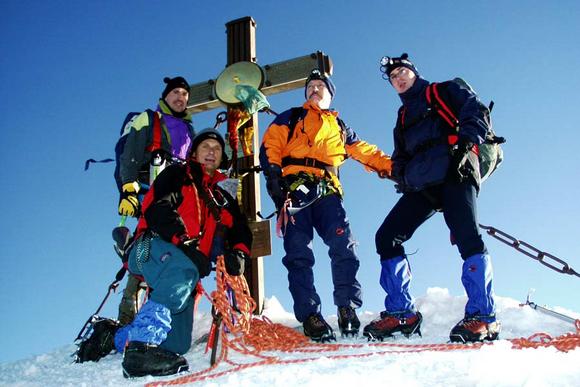Bergtouren-Regionen in Osttirol