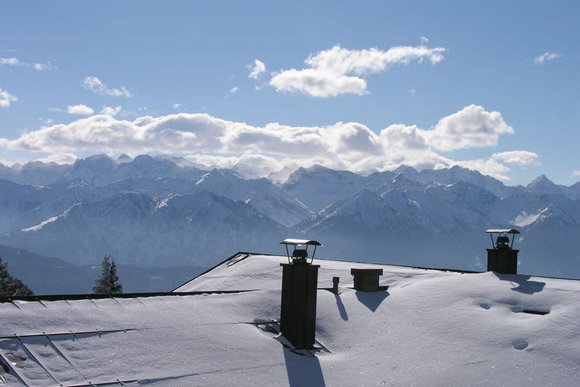Skitouren in Bayern