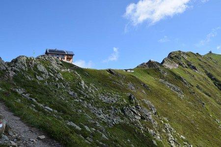 Kellerjoch (2344 m) über den Kuhmesser