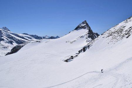 Stubacher Sonnblick – Granatspitze Rundtour mit Abfahrt zum Kalser Tauern