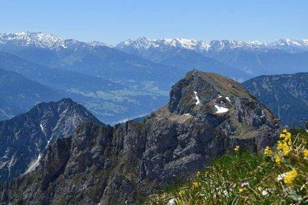 3-Gipfel-Tour im Rofan von der Bayreuther Hütte