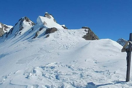 Merbjoch (2828 m) von Prettau