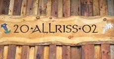 Logo Allrissalm, 1534 m - Pflerschtal