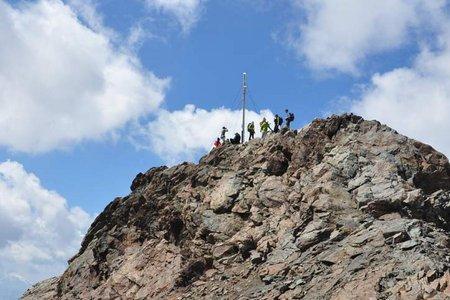 Fineilspitze (3516 m) von Vernagt