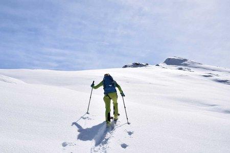 Nafingköpfl (2454 m) von Innerst