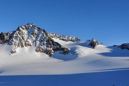 Ruderhofspitze (3474 m) von der Franz Senn Hütte