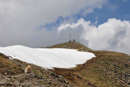 Plattner Spitze (2435 m) vom Weiler Platten