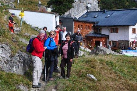 Wandern, Bergsteigen & Wellness tut der Seele gut