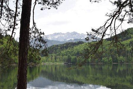 Hechtsee-Rundwanderung von Kiefersfelden
