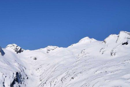Großer Geiger (3360 m) von der Essener Rostocker Hütte