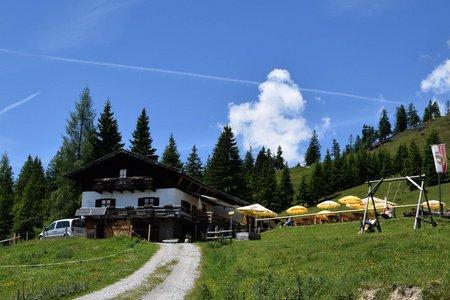 Pichlalm (1434 m) von Hinterthal