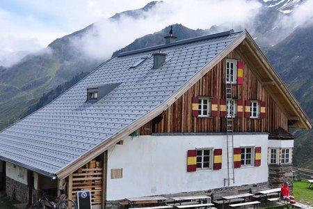 Potsdamer Hütte (2020 m) durch das Fotschertal