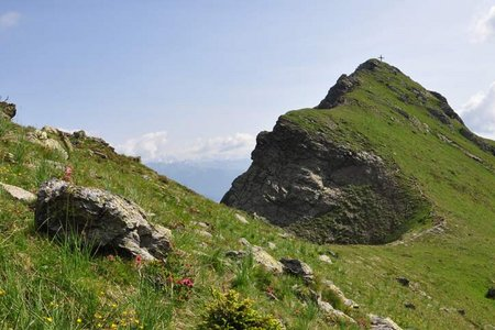 Gatterspitze (2430 m) durch das Winkler Tal