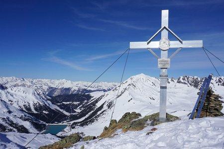 Neunerkogel (2640m) von Kühtai