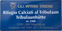 Logo Tribulaunhütte - Pflerschtal, 2369 m
