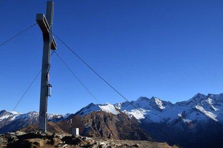 Padauner Kogel (2066 m) vom Brennersee