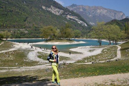 Tenno See von Villa Canale