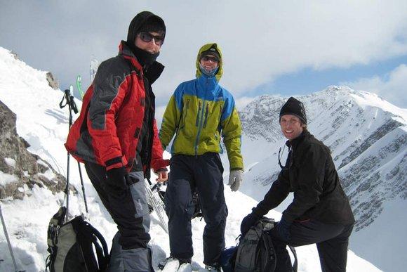 Tiroler Zugspitzregion, Berwang und Namlos