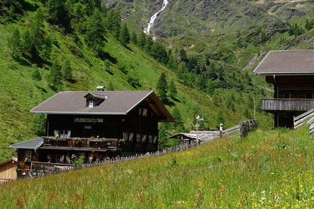 Volkzeiner Hütte von Außervillgraten