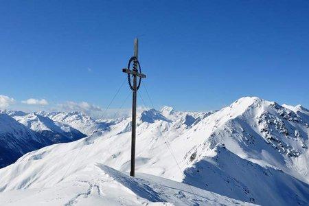 Speikboden ( 2653 m) von St. Veit