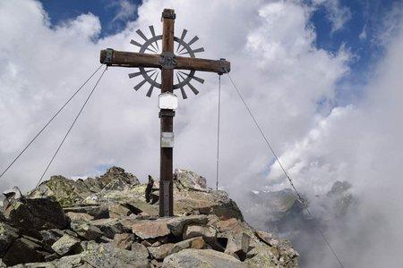 Brennerspitze (2877 m) von Krössbach/Oberegg