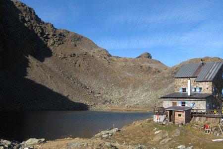 Flaggerschartenhütte (2481 m) von Durnholz
