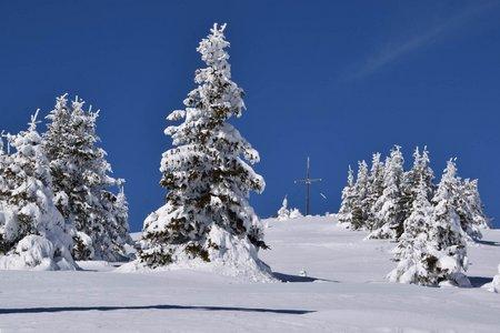 Stoanamandl (2118 m) von Spinges