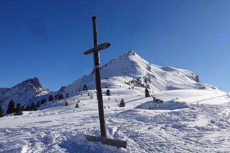 Limojoch – Winterwanderung vom Berggasthaus Pederü