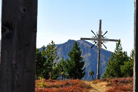 Wetterkreuz (2148 m) von Navis