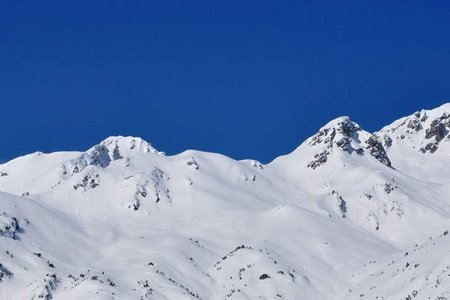 Roter Stein (2366 m) vom Fernpass