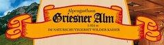 Logo Griesner Alm - Kaiserbachtal