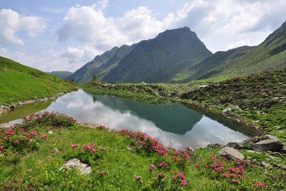 Wanderungen zu Bergseen in Osttirol