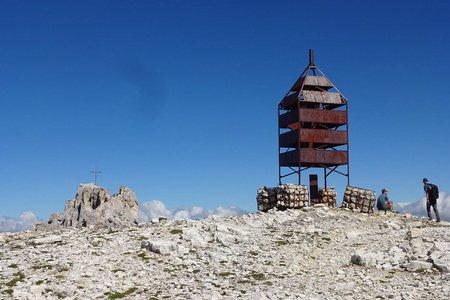 Birkenkofel (2922m) aus dem Innerfeldtal